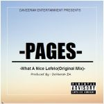 -Pages_-_What A Nice Lefelo(Prod.By.DaVeerah_ZA)